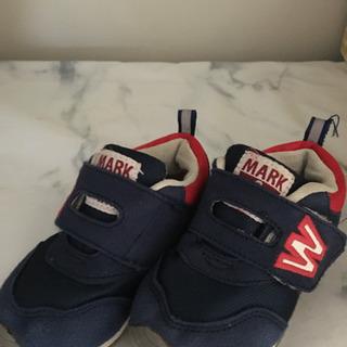 西松屋 14センチ 男の子 靴 無料