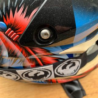 SHOEI オフロードヘルメットMサイズ