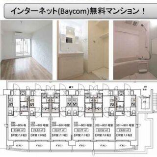 なんばすぐ😀H30❤1K❤残り一室