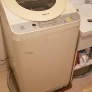 洗濯乾燥機 洗濯5kg 乾燥2.5kg