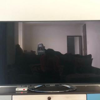 SONY46インチ液晶テレビ&ブルーレイレコーダーセット