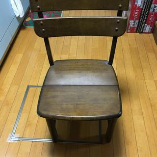 椅子 ダイニングチェア 4脚(うち長イスタイプ1脚)