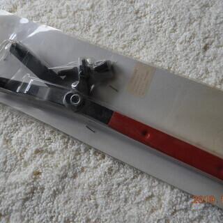 スクーターのベルト交換の道具