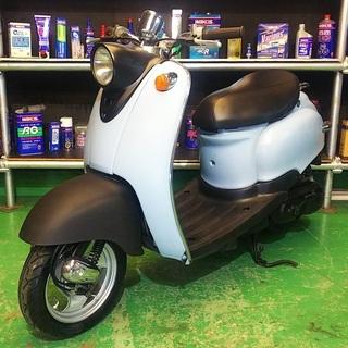 バイク屋の安心の整備済み!ビーノ!おしゃれなリペイント美車!