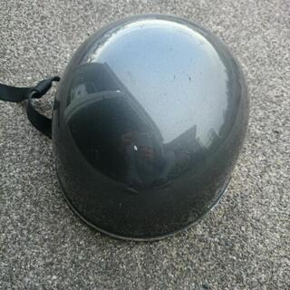 半ヘル 半キャップヘルメット