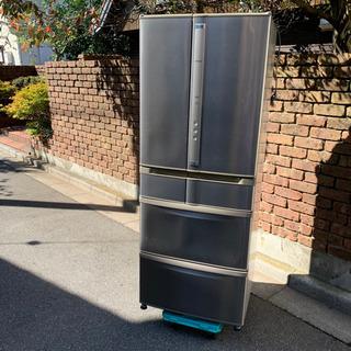 ★日立 HITACHI ノンフロン冷凍冷蔵庫 R-SF50YM ...
