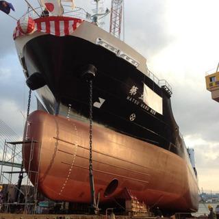 募集人員残りわずか!世界で活躍する船を一緒に作りませんか!塗装工...