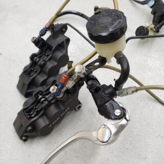 初期型ハヤブサ ブレーキマスター キャリパー 引取限定