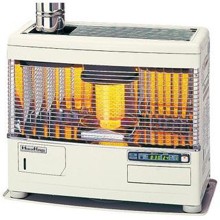 サンポット UFH-7710URC O 床暖房内蔵 石油暖房機 ...