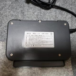 電気カーペット 約2350×1950(mm)  KODEN 説明書付き - 北九州市