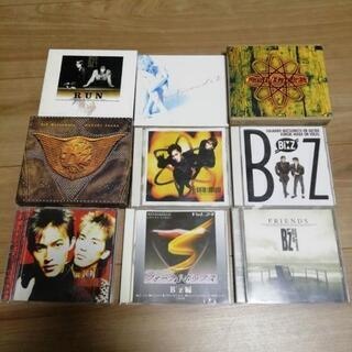 B'z アルバム 9枚セット