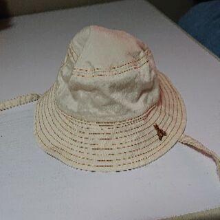 baby GAPとフーセンウサギの帽子