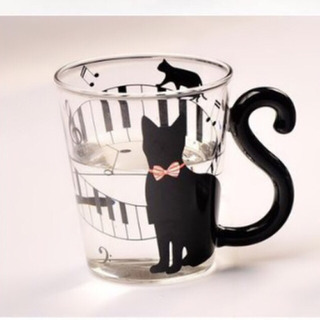 【新品】マグカップ:猫柄