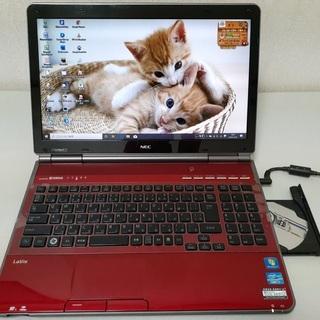 K様購入【取引中】 ☆i7+SSD+8Gメモリで爆速&ブルーレイ...