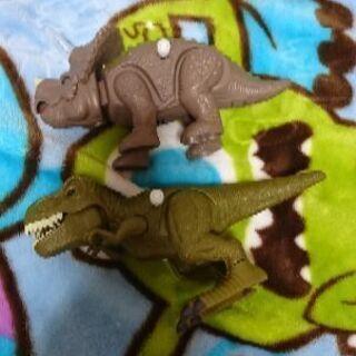 恐竜セット(´ 3`)美品です