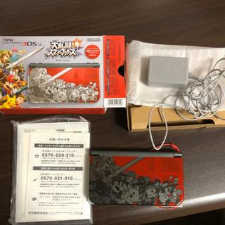 new任天堂3DS LL (訳あり)