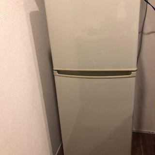 冷蔵庫 2ドア 差し上げます