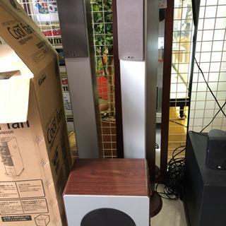 【値段相談可】2.1chホームシアターシステム CAVジャパン