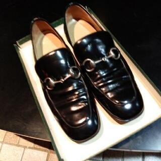 GUCCIの革靴 23cm