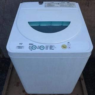 【配送無料】National 4.2kg 洗濯機 NA-F42M6