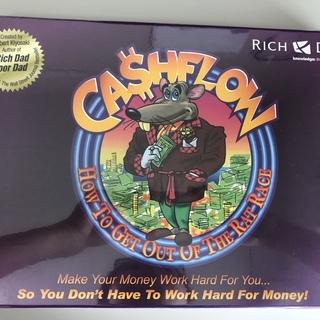 cash flow 101 英語版 新品未使用