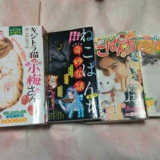 増刊キジトラ猫の小梅さんなど4冊