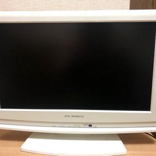 テレビ 19V型液晶テレビ