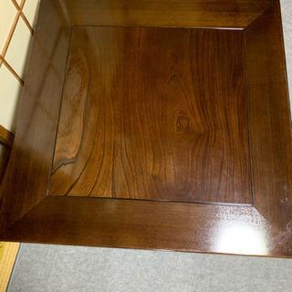 テーブル 木