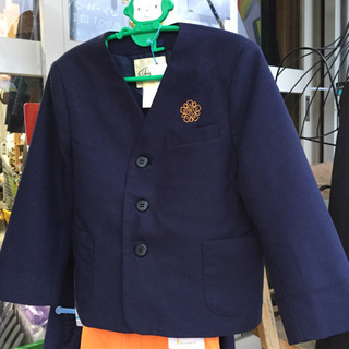 🍀磐城幼稚園・磐城小学校[サイズ120]制服上着