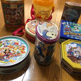 ディズニー缶 セット