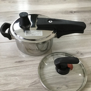 圧力鍋 2.5ℓ