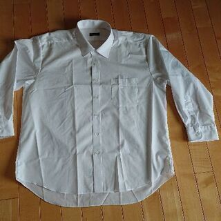 ★未使用★男性用Yシャツかなり大きめ