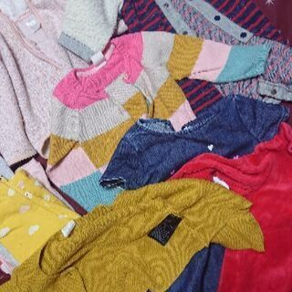 女の子のための服60-70 cm
