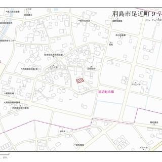 【売買 売地80坪(住宅用地)360万円 羽島市足近町】