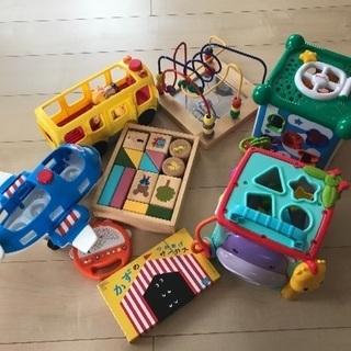色々おもちゃ 7点セット