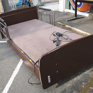 苫小牧~◆Granz グランツ 電動ベッド 介護ベッド 3モータ...