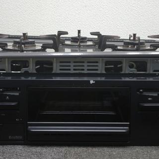 ⑩ リンナイ ビルトイン LPガスコンロ RB32AM4H2S-...