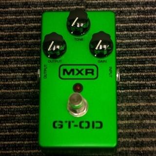 ⑩ MXR GT-OD M-193 エフェクター オーバードライ...