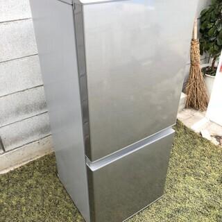 2019年製 AQUA  ノンフロン冷凍冷蔵庫126ℓ
