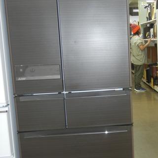 三菱 冷蔵庫 MR-JX61Y-RW1形