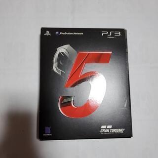 PS3 グランツーリスモ5 初回生産限定版
