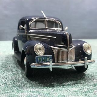 ⑩ Maisto マイスト Ford Deluxe 1939 ☆...