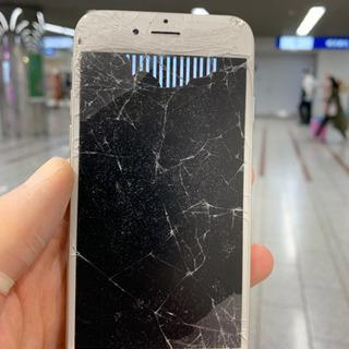 iPhoneの画面が壊れてお困りの方はスマップル川崎店へ!