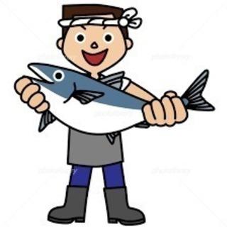 レア求人!板前、魚屋経験ある職人さん必見!鮮魚店での調理・魚を3...