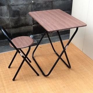 【1500円で】koeki フォールディングテーブルセット…