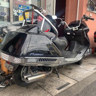 フュージョンX 250 cc 草加市