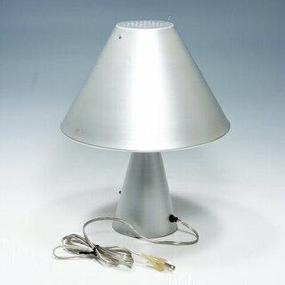 無印良品 照明 アルミシェードランプ 37cm スタンド テー...