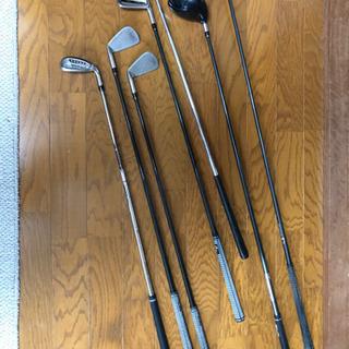 スポルティングのゴルフバッグセット
