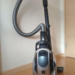 【終了】SHARP掃除機