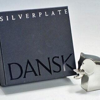 DANSK ダンスク シルバープレート ゾウ 象 エレファント ...